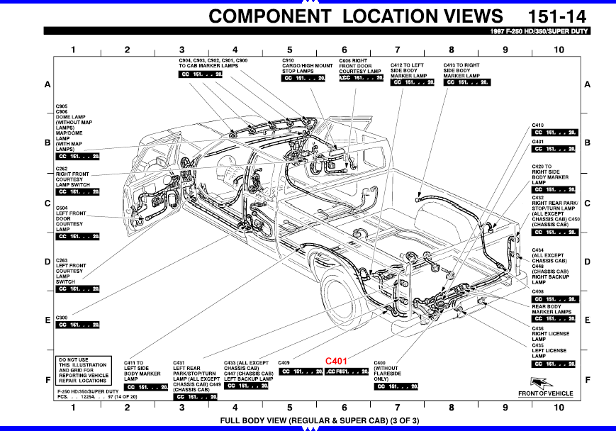 Ford Tail Light Wiring | Wiring Diagram Harley Tail Light Wiring Diagram on