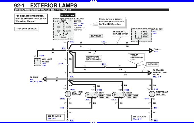 door lock wiring diagram 2001 ford e250 van 2001 f350: powerstroke..no cruise control..door locks ...