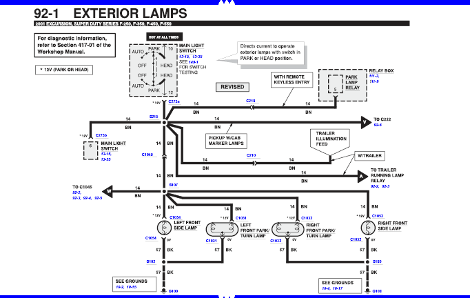 2001 f350  powerstroke  no cruise control  door locks  dash lights