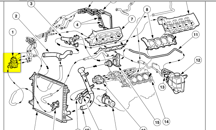 How Do I Replace The Heater Control Valve On A2002 Lincoln Ls. Ford. Ford Lincoln Ls Diagrams At Scoala.co