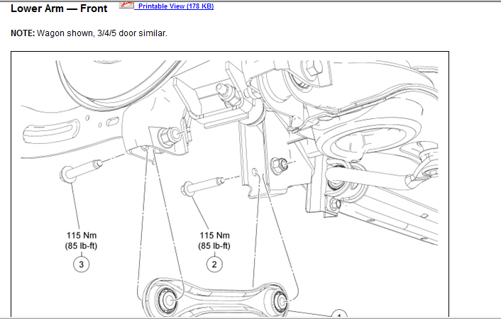 2001 Ford Focus Rear Suspension - Best Suspension 2017