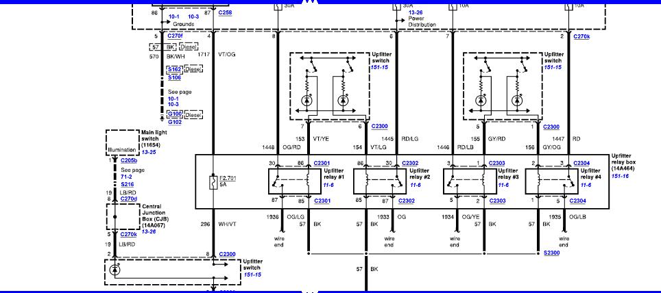 Wiring Diagram Database  May 2015