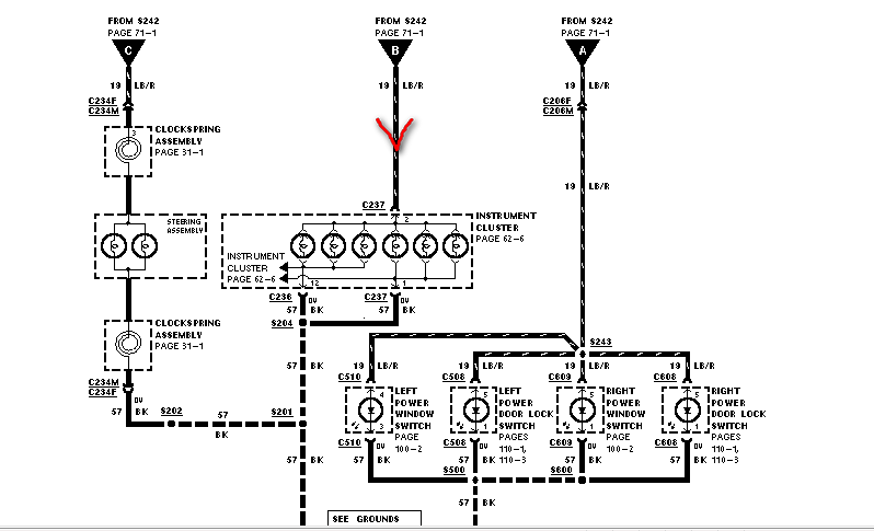 Ford F 150 Instrument Cluster Wiring Diagram Furthermore Boat Wiring