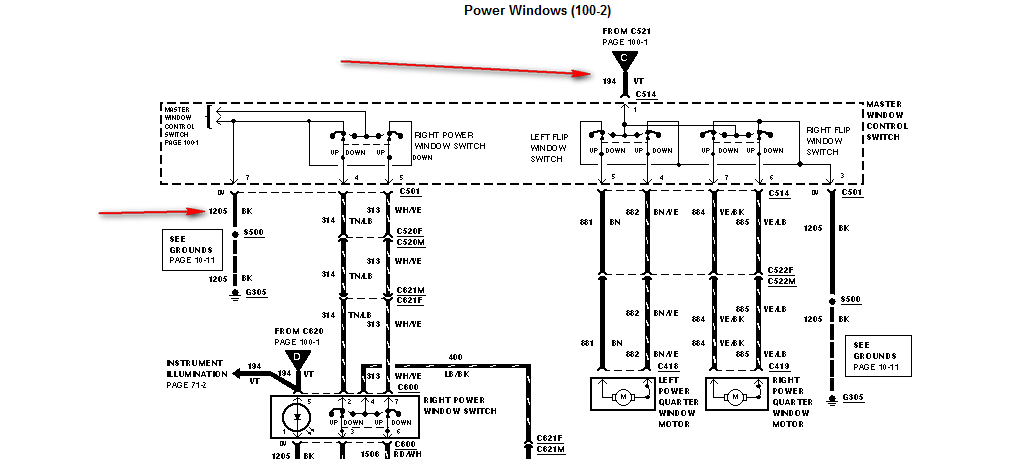 2011 07 30_011012_1 electrical problem for 1999 windstar there is no power supply to 1999 ford windstar wiring diagram at bayanpartner.co