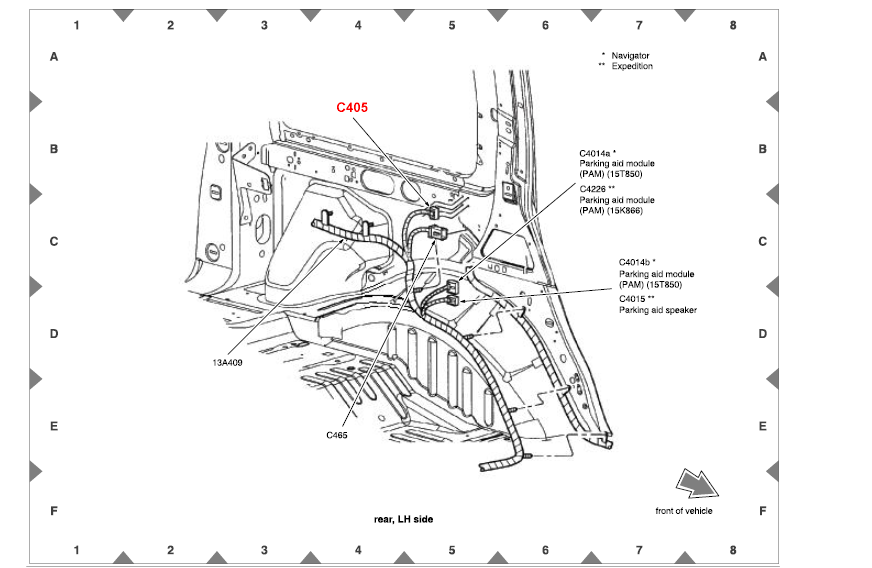 2011 ford escape air conditioner diagram html