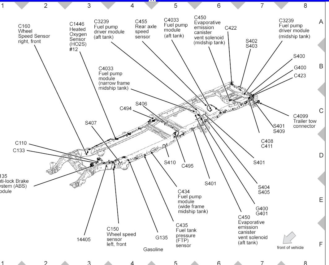 2008 Ford F 250 Fuse Panel Diagram Wiring Diagram Fuse Box