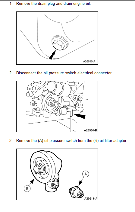 How do i replace the oil sending unit on my 1997 46 engine f150 graphic graphic publicscrutiny Image collections