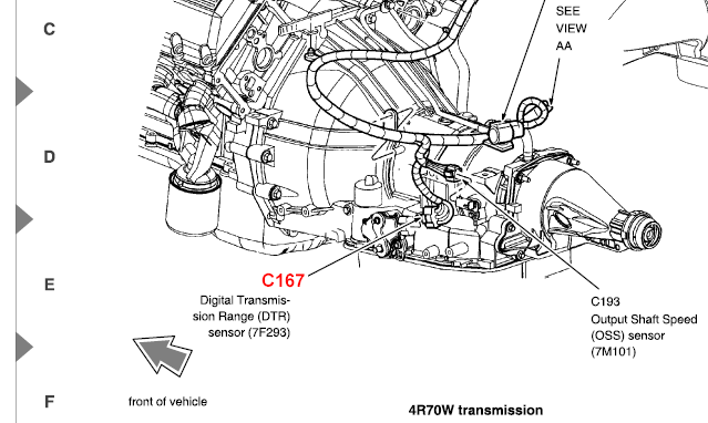 1999 ford contour o2 sensor wiring diagram  ford  auto wiring diagram