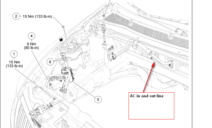 2008 Lincoln Mkz Issue