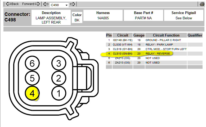 i have a 2009 ford flex the sidemarker lamp and supplemental on Ford Mustang Fuse Box Diagram for 2010 ford flex wiring diagram #18 at 1995 Ford Aspire Wiring Diagram