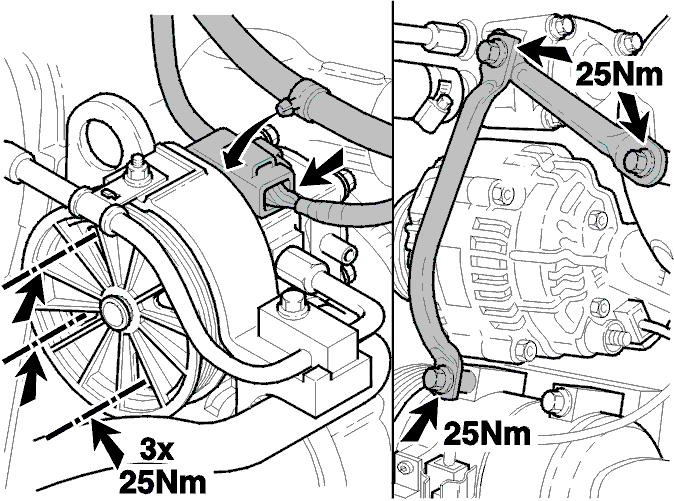 Need Help With Volvo S40 Alternator Replacement