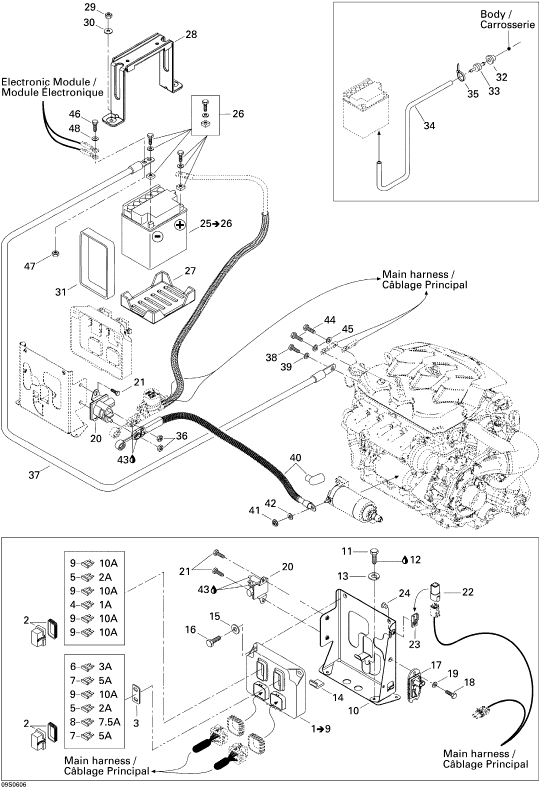 mitsubishi challenger wiring diagram pdf i have a 2006 seadoo rxt. i am having problems with the start button. when you push the button ... seadoo challenger wiring diagram
