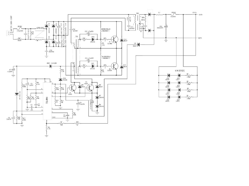 Commercial Freezer Wiring Schematic Electrical Circuit Electrical