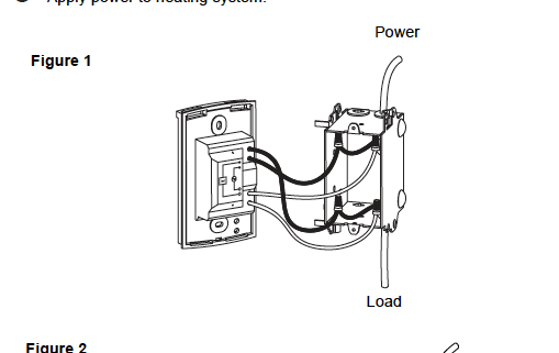 i want to wire a line voltage thermostat with four wires into a box rh justanswer com dayton line voltage thermostat wiring diagram