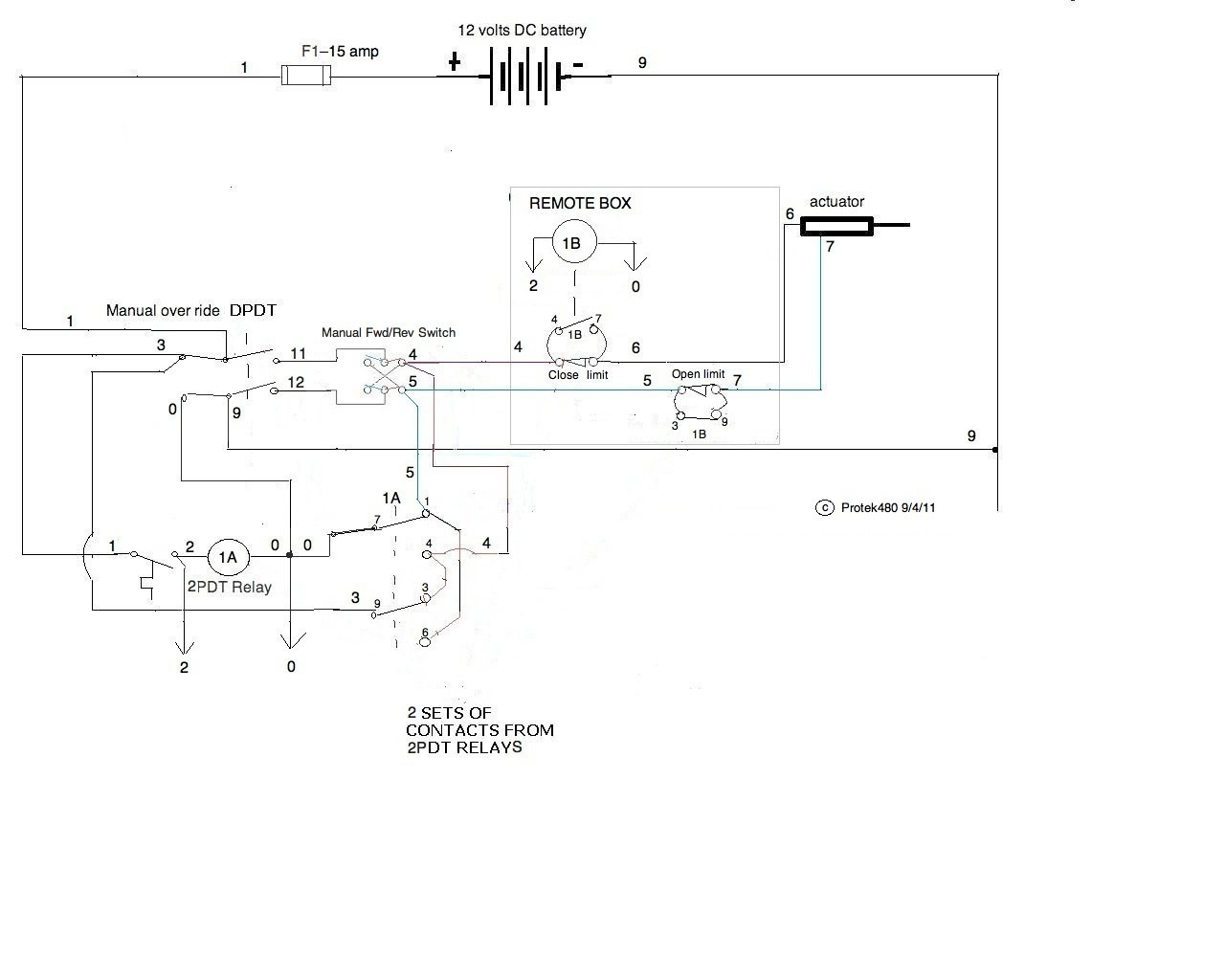 i need a wiring diagram for a 12v application all air compressor alternating relay wiring diagram #2