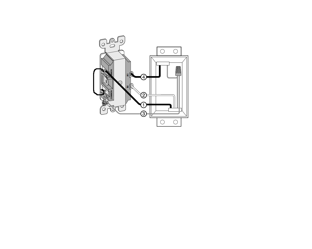 Cooper Pilot Light Switch Wire Diagram