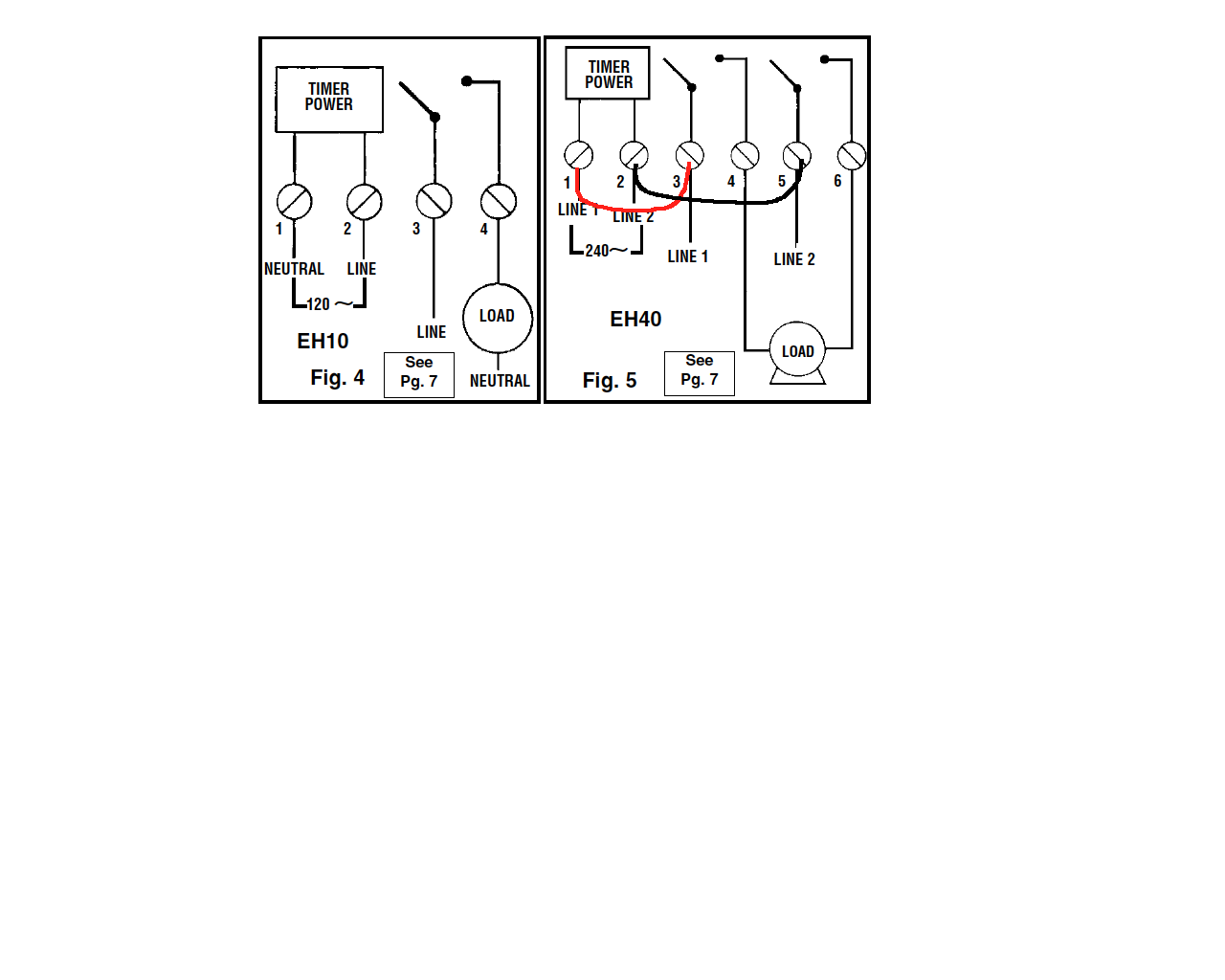 I Have An Intermatic 110v Plastic Case Timer That Has Just Stop Wiring Diagram For T8845pv Graphic