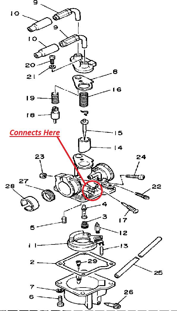 I Have A 1986 Yamaha 4 Zinger Just Finished Restoring It But Rhjustanswer: 1986 Yamaha 4 Zinger Wiring Diagram At Gmaili.net