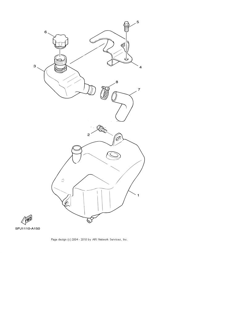 2008 Zuma 50cc Oil Is Leaking On Top Of Tank 2004 Yamaha Wiring Diagram Full Size Image