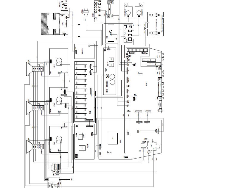 Where Can I Get The Wiring Diagram For The Ge Hdtv  Monitor