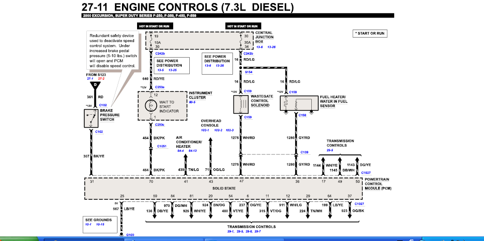 mercruiser sel wiring diagram