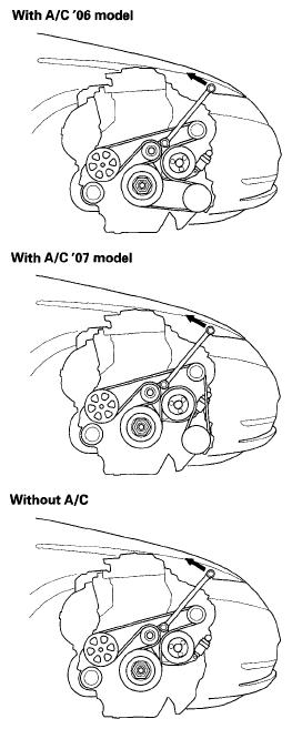 2010 honda cr v serpentine belt diagram crv belt diagram