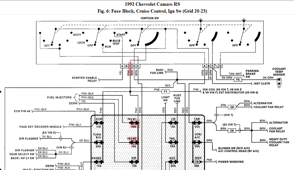 7 lead wiring diagram