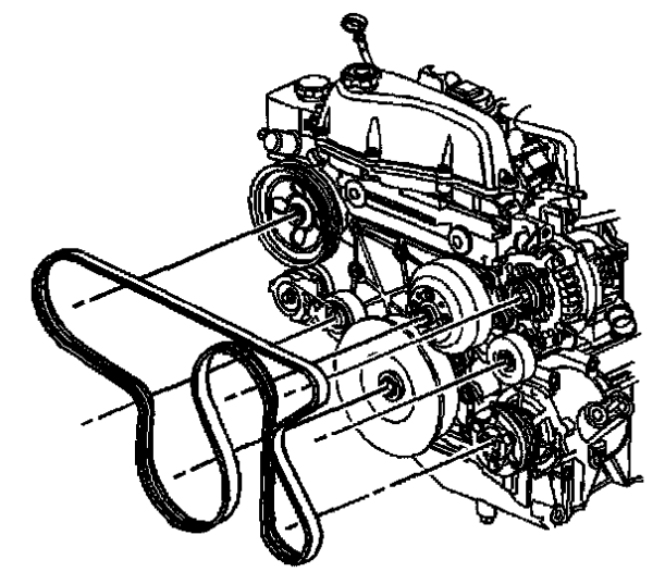 Car Is A 2002 Trailblazer  Engine Periodically Knocks When Idling  Noise Appears To Come From