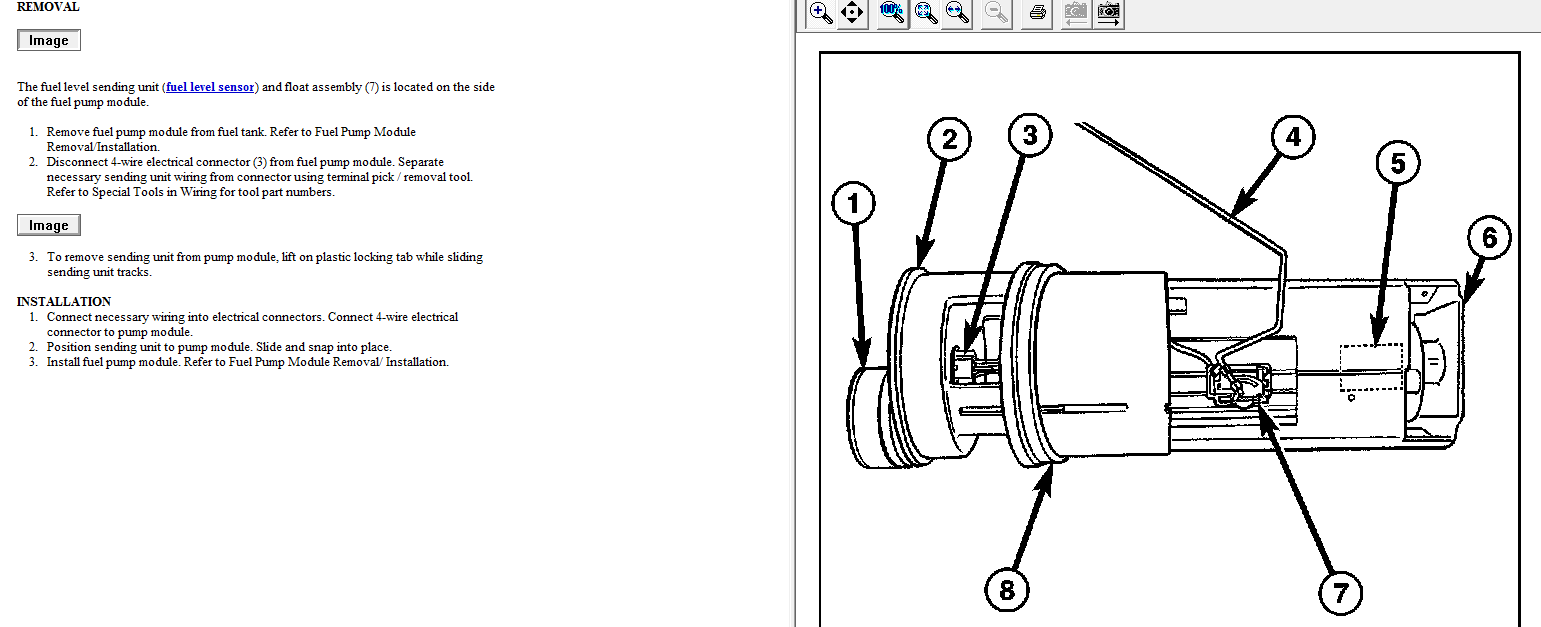 Fuel Sending Unit Wiring Solutions For Diagram 04 Dodge Ram