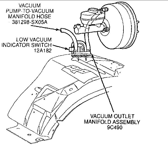 Will a brake booster fix the brake fade problem>