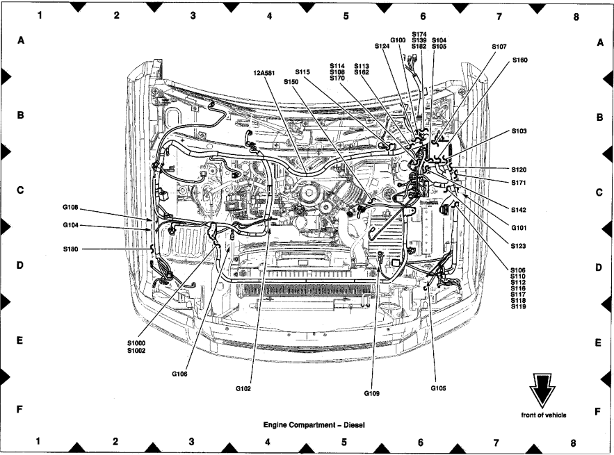 ford ficm wiring diagram for 2006
