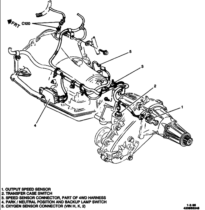 2002 tahoe parts diagram