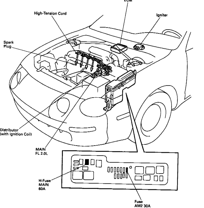 toyota tacoma engine diagram celica gt html