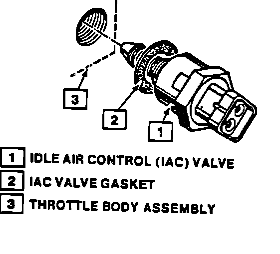 1990 Chevy S10 Pickup 43l Idles Rough Pulses Up And Down Seems To