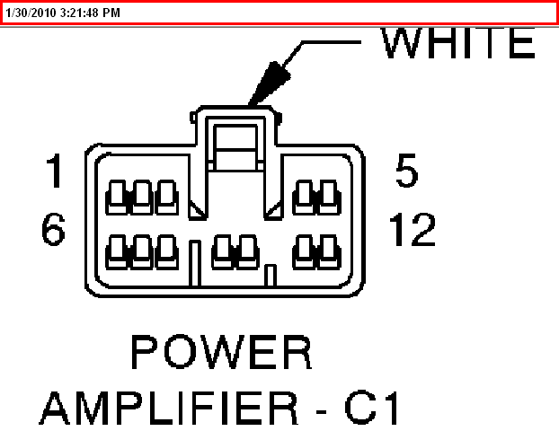 chrysler infinity 36670 wiring diagram   38 wiring diagram