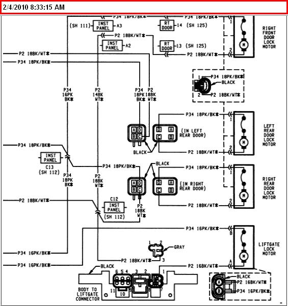 re  94 jeep grand cherokee laredo 4x4  i u0026 39 m getting an intermittent message of  wiper relay
