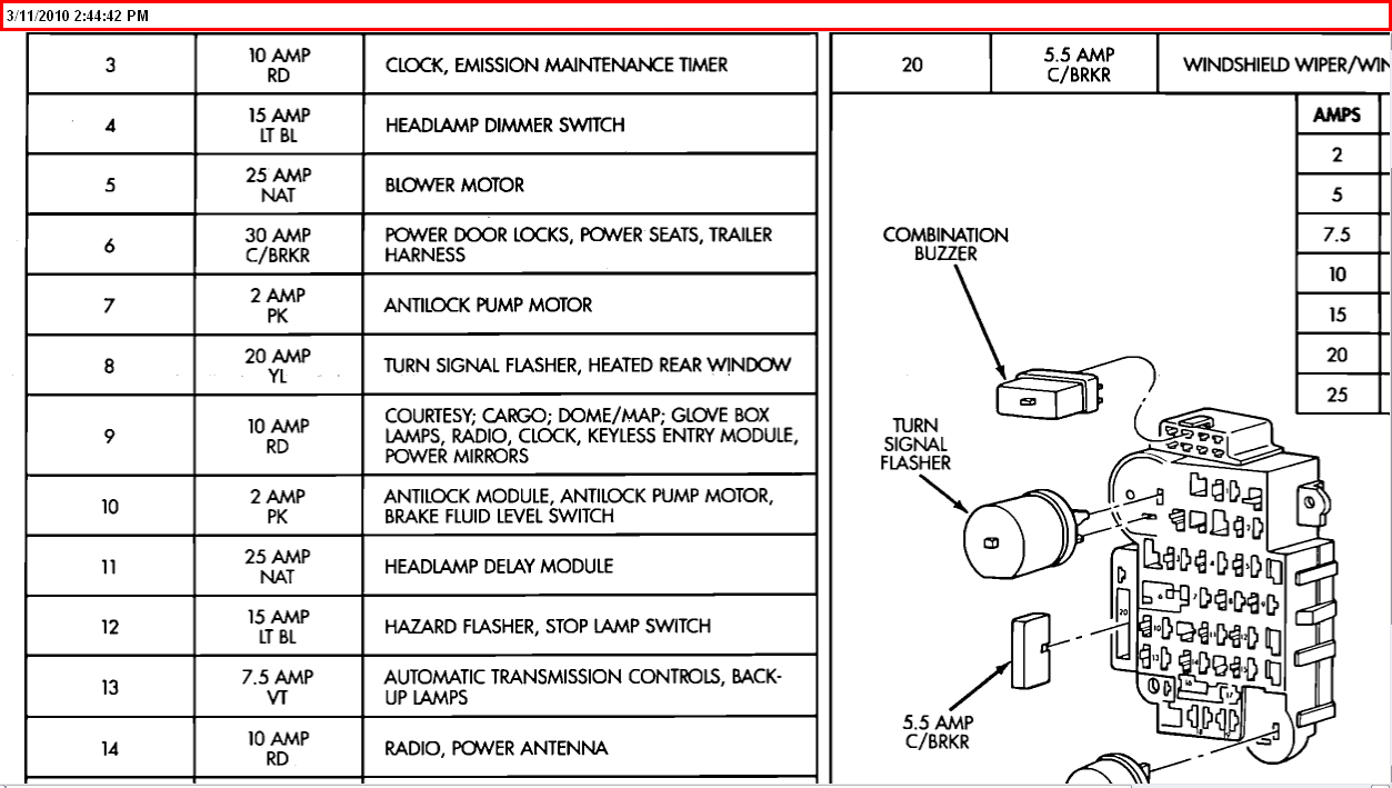 1994 Jeep Grand Cherokee Windshield Wiper Diagram Electrical 2007 Wrangler Fuse 2000 Washer Wiring