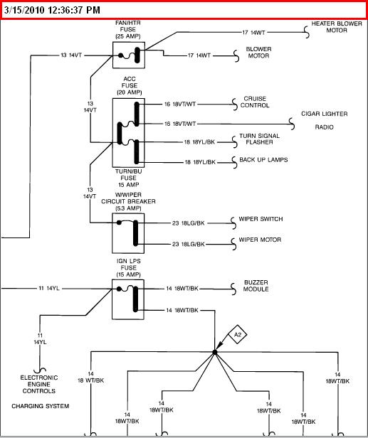 I need a wiring diagram for a 1989 wrangler Islander model ...