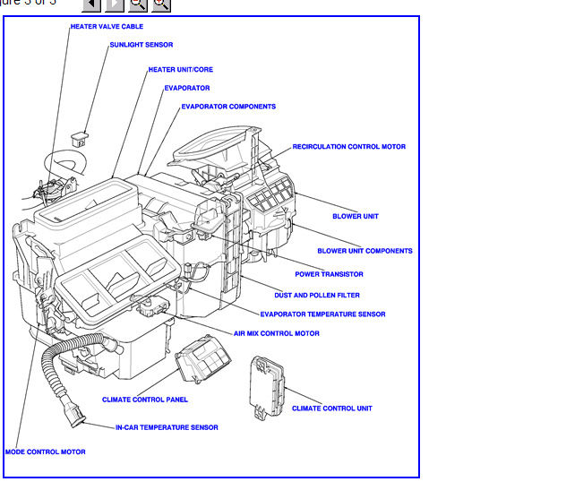acura engine schematics i have a 2003 acura mdx and i have no hot air my ... acura engine cooling diagram