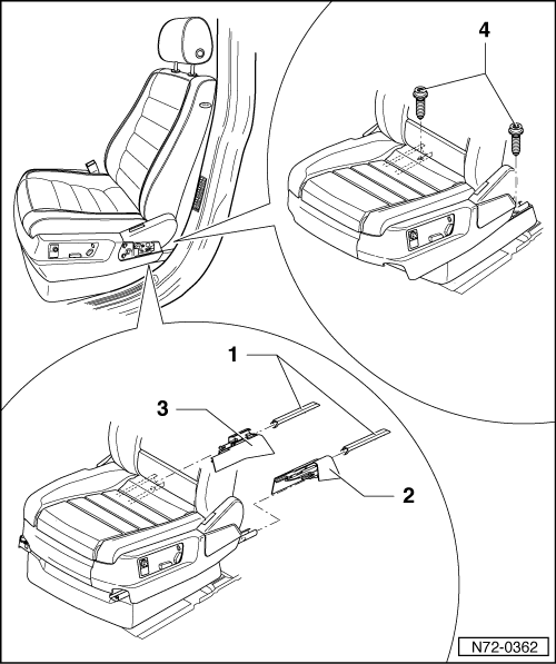 volkswagen touareg battery location